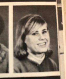 Anne Parnell's Yearbook Picture